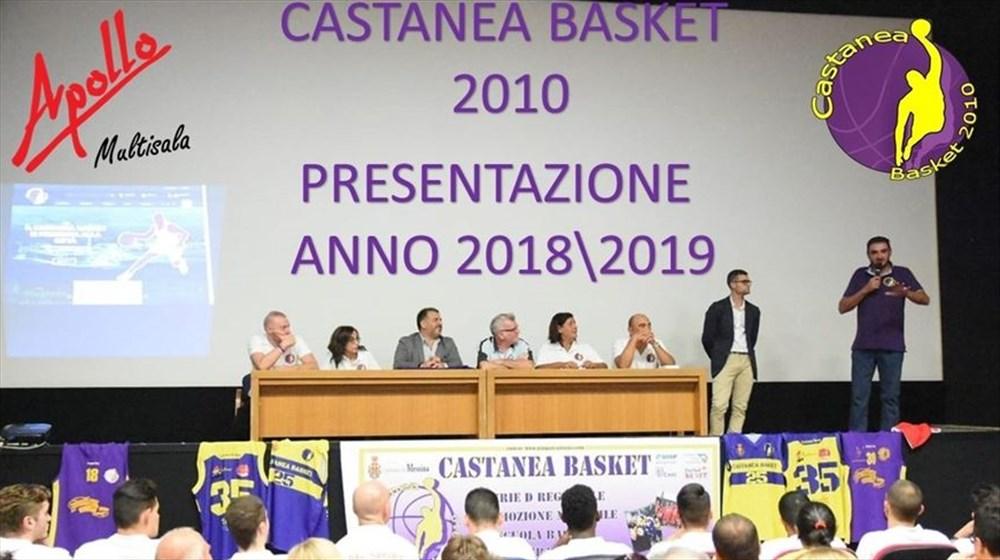 Presentazione Castanea Basket