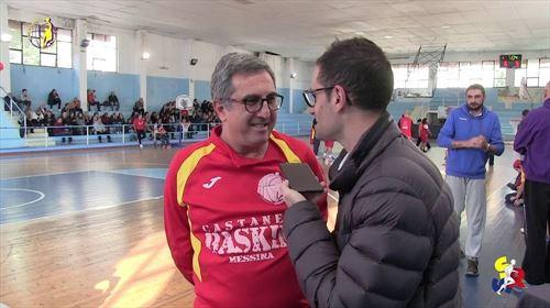 Il Presidente SSR Messina, Mimmo Arena !