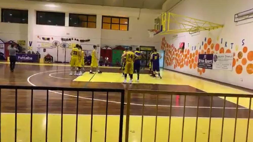 Blitz del Castanea Basket a Trapani !