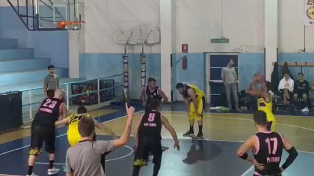 Grande carattere e nessuna paura nella gara di domenica contro il Palermo Basket !