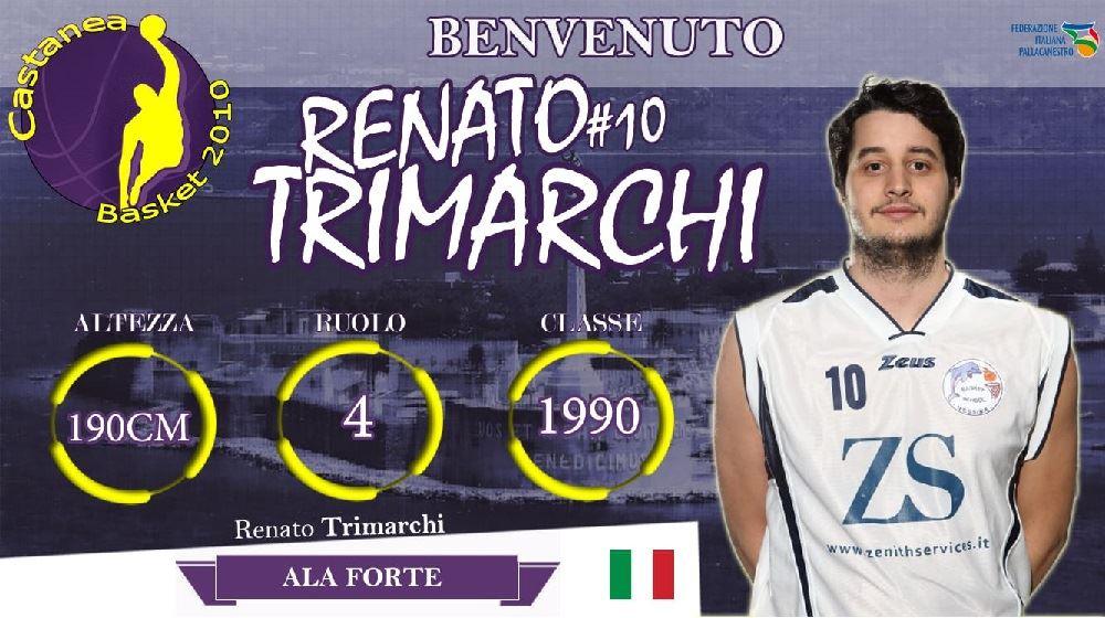 Renato Trimarchi.