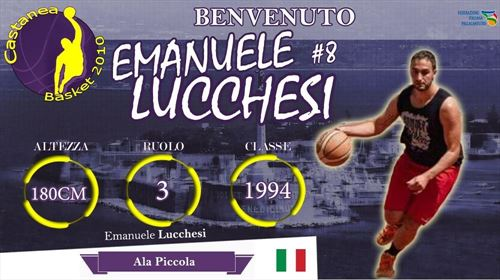 Lucchesi torna in viola.