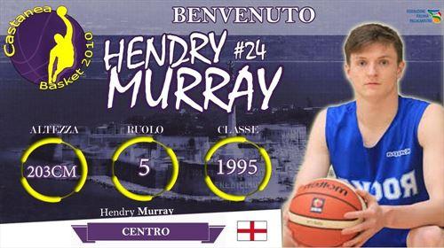 Hendry Marrey