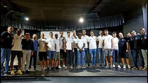 Presentato il Castanea Basket Messina