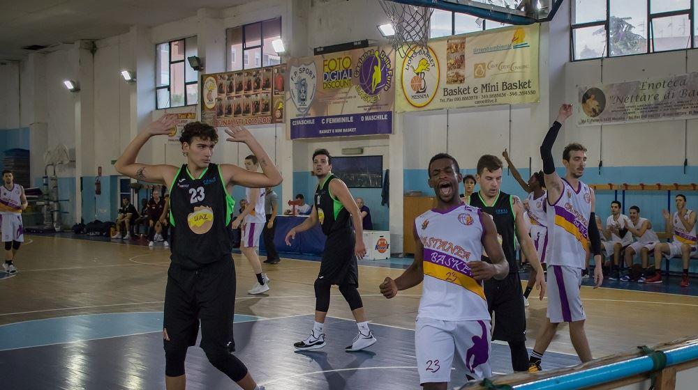 La prima di serie D sorride al Castanea Basket