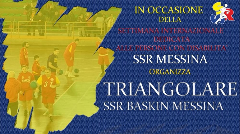 Triangolare SSR BASKIN MESSINA.