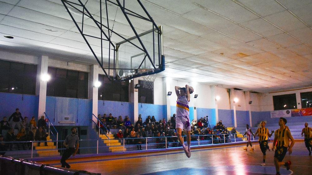 Settimo successo stagionale per il Castanea Basket.