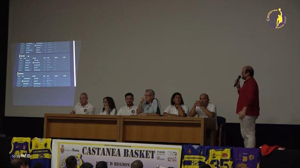 Castanea Basket e Musa Informatica, binomio vincente.