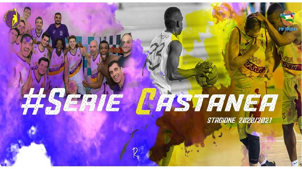 Castanea Basket Messina ufficialmente in Serie C.