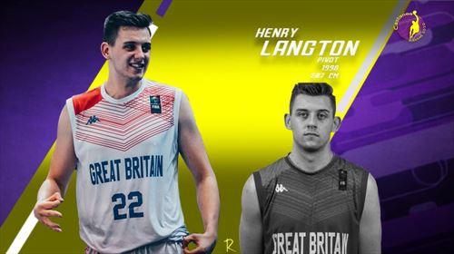 Henry Longton al Castanea Basket