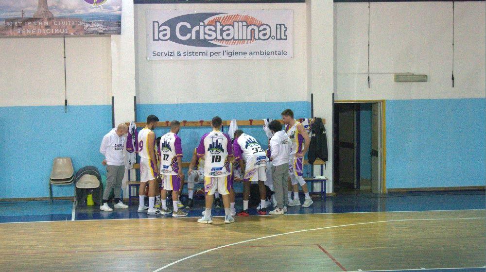 Poker Castanea Basket al Pala Mili.