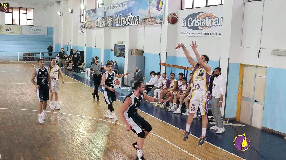 Altra vittoria in casa Castanea Basket