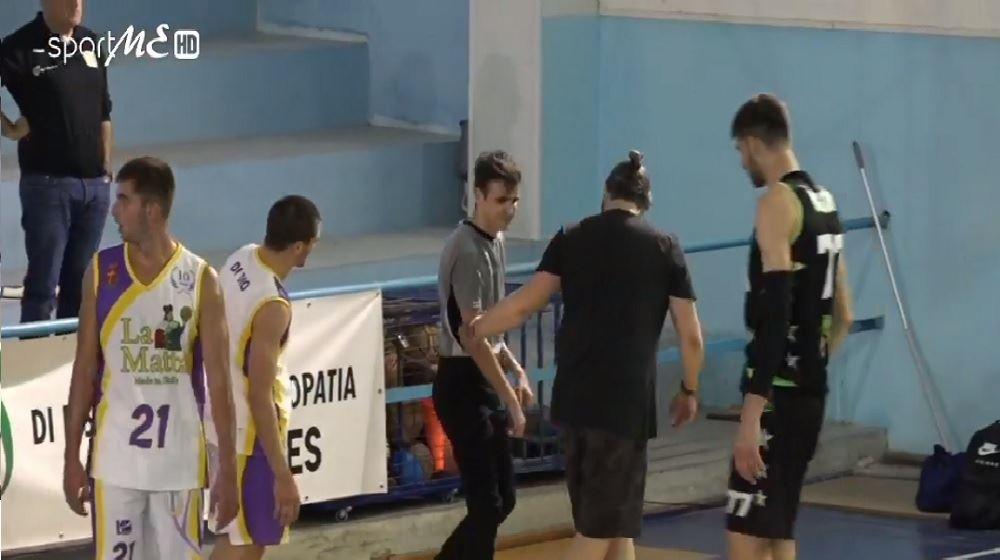 Anche il Castanea Basket vuole dire la sua sul momento arbitrale.